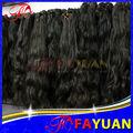 Grado 5a virgen cabello tejido, la onda natural brasileño extensiones de cabello virgen