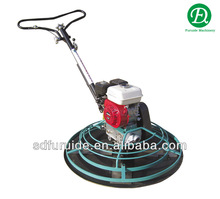china walk-behind petrol concrete trowel machine for sale