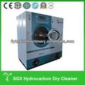 lavaggio capacità 6kg a 30kg macchina per la pulizia a secco