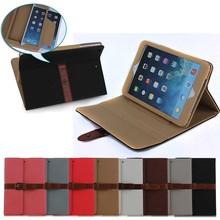 belt clip case for ipad mini, for apple ipad mini leather case