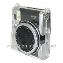 Fujifilm Instax Polaroid Crystal Hard Shell Case For Fuji Mini 90 Camera