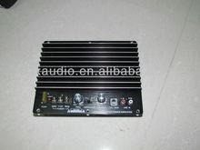 12 V 150 W RMS car subwoofer amplifier