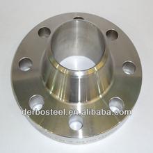 """1/2"""" ansi b16.5 class 600 welding neck rf flange asme a105"""