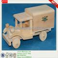 novo design natural inacabadas barato antigo de madeira brinquedos do carro
