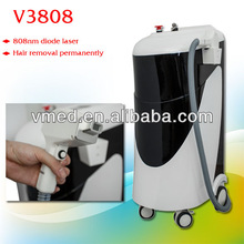 2014 Safe-Permanent Laser Diode Hair Removal Smooth / Laser Skin Rejuvenation anti-aging equipment