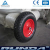 moving house use wagon wheels and axle
