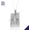 Amazing scorpion engraved funny cool crystal jewelry