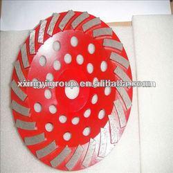 rough concrete floor diamond abrasive grinding pad