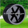 rodas de plástico