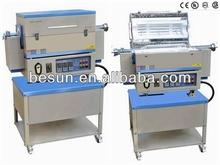 51 segments program controlled rotary hearth furnace