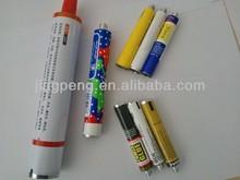 aluminum tube for pharmaceutical