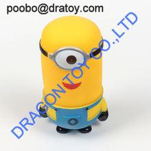 China made plush minions supplier,3D minion toy