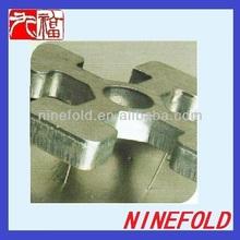 sheet metal types/ laser cutting