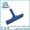 Swimming pool cleaning tools stainless steel algae brush
