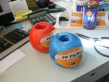 2014 Hot Sell PP film packing string Email :ropenet22@ropeking.com