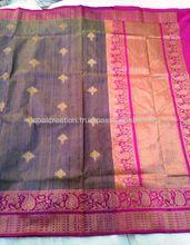 Banarasi silk saree, handloom
