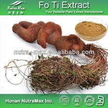 High Quality Ho Shou Wu Root Extract Phosphatide 2% 5:1 10:1 Hair Restore