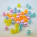 bolas de cristal de vidrio suelta perlas