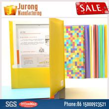 Jurong Manufacturing a3 file folder pocket,Assorted colors