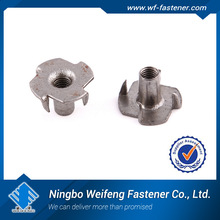China hardware & fastener furniture Nut DIN1642 zinc plated anping ying hang yuan manufacture&supplier made in china &exporter
