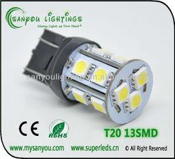 High quality 12V led light 13SMD 5050 Brake Light Tuning Light