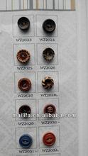 Paint/Laser /Fisheye Wooden Shirt Buttons