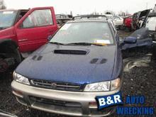 Subaru IMPREZA 2001 Radiator Or Condenser Fan Motor/Assy