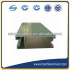 aluminum frame glass door parts
