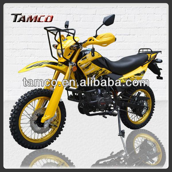 Hot sale T250GY-BR New 200cc dirt bike motorcycle,dirt bike cdi,dirt bike cheap 200cc