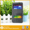 For SAMSUNG Galaxy Note 3 Flip Cover with S View made in china