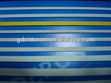 Latex elastic rubber band for swimwear
