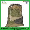 Wholesale folding mesh pop up laundry bag mesh