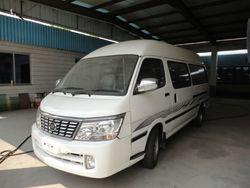 China Hot Sale Mini Van,9-15 Seats Minibus,Diesel/Petrol Engine
