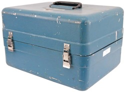 197A Battery Load Power Test Set Vintage Telecom Tester Equipment ATT