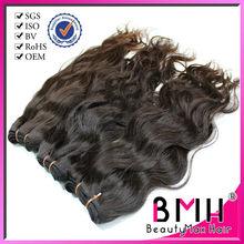 Hot beauty cheap unproessed brazilian hair attachment
