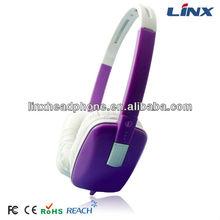 Enjoy comfortable private label trendy CE headphones