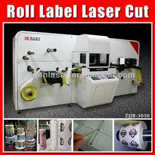 Roll to Roll Laser Cutting Machine Label ZJJB-3030