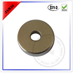 ring type ndfeb magnets