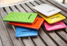 fashional mobile power bank 5000mah fit for cell phone