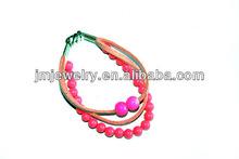 2014 vintage beaded bracelet of trendy fashion J.M.B-134