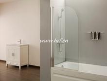 Curved Bath Screen