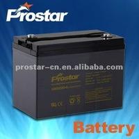 Prostar best long life ups 220ah battery 12v 6v