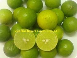 Frozen lemon fruits