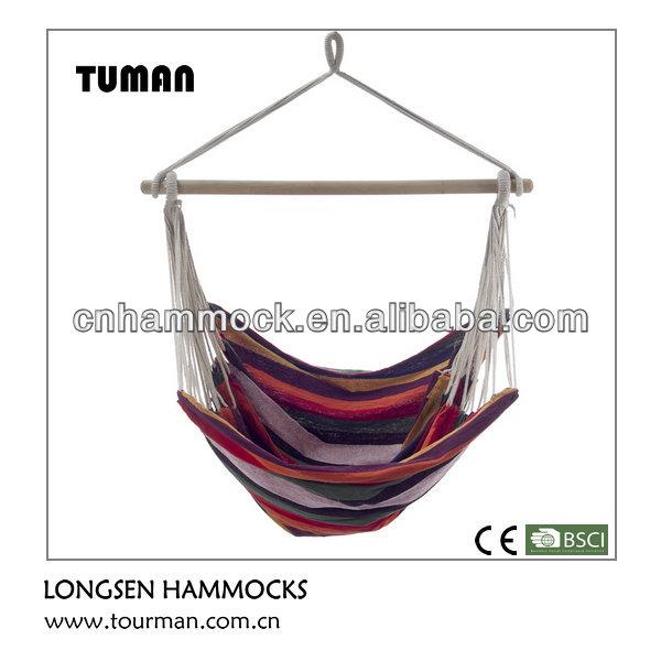 Single-Person Hammock Chair/Swing - Blue