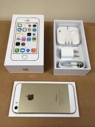 Stock for Apple iPhons 5S 16GB 32GB 64GB - NEW - 100% ORIGINAL - FACTORY UNLOCKED
