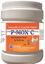 Amoxycillin powder for veterinary use