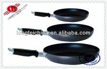 32cm Aluminium Black Steel Pizza Pan Bacon Pan Tortilla Pan