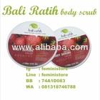Bali Ratih Body Scrubs Rp. 22.000/piece