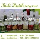 Bali Ratih Body Mist Rp. 26.000,-