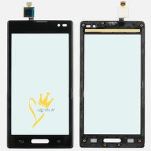 FOR LG Optimus L9 P769 Digitizer Touch Screen + Front Faceplate Housing Frame Bezel